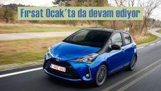 Toyota'nın kampanyaları devam ediyor
