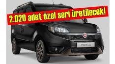 Fiat Doblo'dan özel seri | 2020 adet üretilecek!
