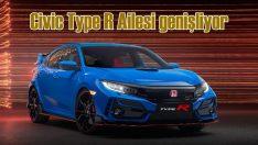 Honda'nın Civic Type R ailesi genişliyor