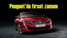 Peugeot'da geleceğin teknolojisi yeni yılın avantajlarıyla
