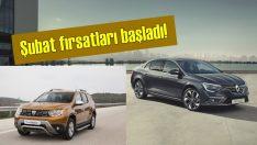 Renault ve Dacia'da sıfır faiz ve cazip fırsatlar
