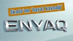 Skoda'nın ilk yüzde 100 elektrikli SUV'u | ENYAQ