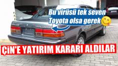 Toyota Koronavirüs Dinlemedi