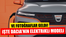 Dacia Spring Ortaya Çıktı
