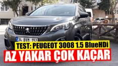 Peugeot 3008 Testi