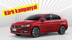 Fiat'tan Egea modellerinde kârlı kampanya