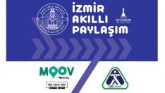 İzmir'de Akıllı Paylaşım