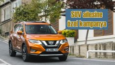 Nissan'dan SUV ailesine özel kampanya