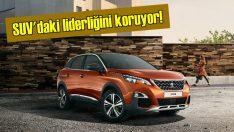 Peugeot Türkiye SUV'daki liderliğini koruyor