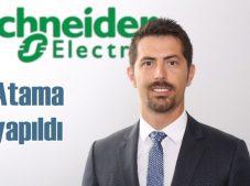 Schneider Electric'te Mustafa Demirkol'a önemli görev