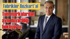 Tebrikler Ali Haydar Bozkurt için! | İlan vermesen de olur!