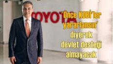 Toyota Türkiye'den büyük fedakârlık! | Diğer şirketler nerede?