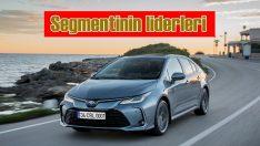 Segmentinin en çok satılan modelleri | Corolla, RAV4 ve Camry