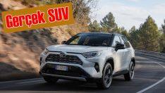 Toyota'dan gerçek SUV | RAV4 Hybrid Passion X-Sport