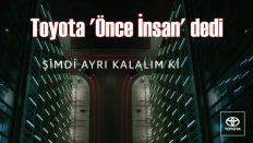 """Toyota Türkiye'den """"#evdekal"""" Reklam Filmi"""