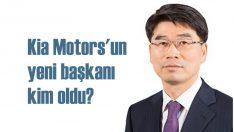 Kia Motors Corporation'ın yeni başkanı kim oldu?