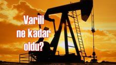 Brent petrolün varili 30 doların altına düştü