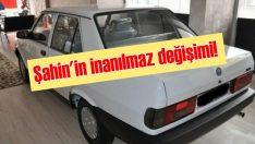 94 model Şahin'in inanılmaz değişimi!