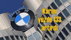BMW ilk çeyrek kârını yüzde 133 artırdı