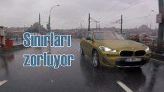 BMW X2 sınırları zorluyor