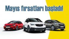 2020 model özel seri Opel'lerde Mayıs ayına özel avantajlar