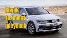 Volkswagen Alman mahkemesinin kararıyla tazminat ödeyecek