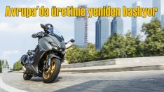 Yamaha İtalya ve Fransa'da yeniden üretime başlıyor