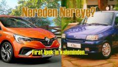 Yeni Clio'nun yeni dijital reklamı 'Nereden Nereye?' dedirtti!