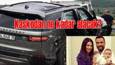 Şarkıcı Alişan yaptığı kaza sonrası kaskodan ne kadar alacak?