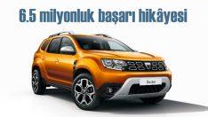 Dacia'dan başarı öyküsü | 6.5 milyon adetlik satış yaptı