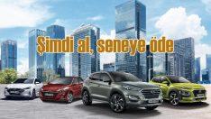 Hyundai Assan'ın 'Şimdi Al, 2021'de Öde' kampanyası başladı