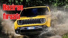 Jeep Compass ve Renegade'de sıfır faiz fırsatı sürüyor!