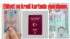 Ehliyet, kredi kartı, SGK ve pasaport kimlikteki çipe yüklenecek