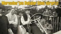 Mercedes-Benz'den Babalar Günü'nde Emil Jellinek sürprizi