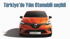 """Yeni Renault Clio """"Türkiye'de Yılın Otomobili"""" seçildi!"""