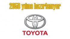 Toyota doğayı korumak için şimdiden 2050 yılına hazırlanıyor