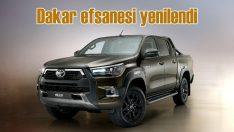Toyota Hilux efsanesi yenilendi, son çeyrekte Avrupa'da olacak