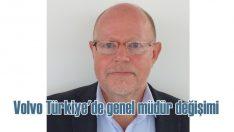 Volvo Türkiye'de yeni genel müdür Magnus Boman oldu