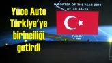 Yüce Auto Skoda 77 ülke arasında ödüle lâyık görüldü