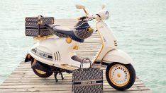 Vespa ve Christian Dior'dan ortak tasarım: Vespa 946