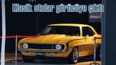 Antika otomobiller Kuzu Effect AVM'de görücüye çıktı