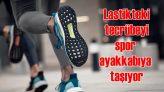 Continental yüksek yol tutuşunu spor ayakkabıya da taşıyor