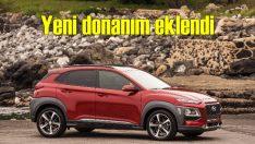 Hyundai Kona'ya yeni bir donanım seviyesi eklendi
