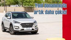 Hyundai Tucson'a 'Power Edition' donanım seviyesi eklendi