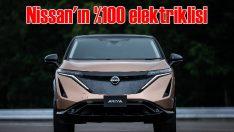 Nissan, Ariya ile yeni bir sayfa açıyor   Tamamen elektrikli crossover SUV