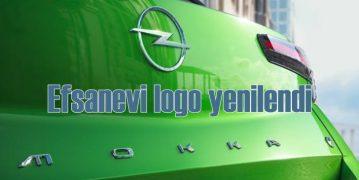 Opel'in efsanevi logosu yeni Mokka ile yenilendi