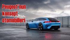 Peugeot konsept otomobilleri