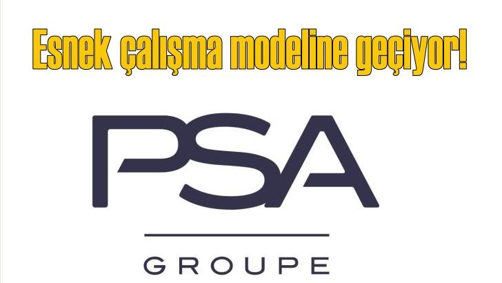 PSA Türkiye esnek çalışma modeliyle örnek olacak