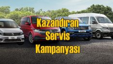 Volkswagen'de Kazandıran Servis Kampanyası'na ek fırsatlar