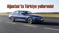 Yeni BMW 5 Serisi Ağustos'ta Türkiye'de